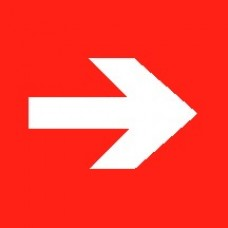 Знак F01-01 Направляющая стрелка