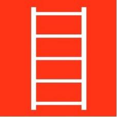 Знак F03 Пожарная лестница